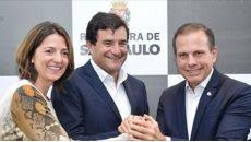 João Doria fecha parceria com Microsoft com foco no Ensino Público