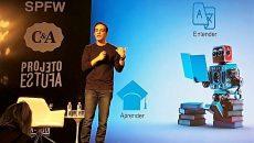 Projeto Estufa: Microsoft fala sobre IA na 43ª edição do SPFW