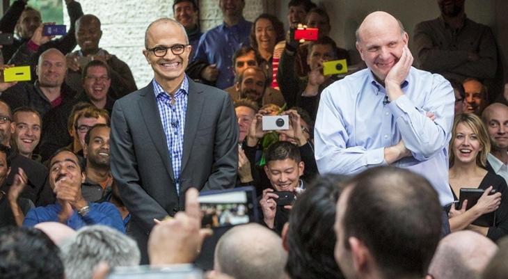 Microsoft está entre as 10 empresas mais admiradas do mundo