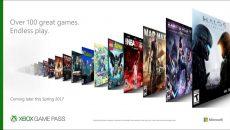 Xbox Games Pass é anunciado para o mercado brasileiro