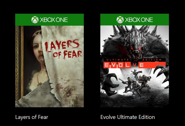 Layers of Fear, Evolve e Heavy Weapon são os novos jogos do Games With Gold