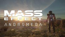 Mass Effect Andromeda disponível para o Xbox One