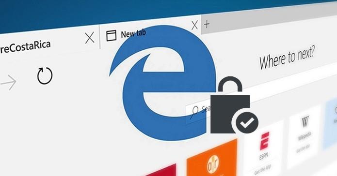 Microsoft promete um Edge muito mais seguro com a Creators Update
