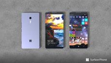 Esse conceito do Surface Phone é ridiculamente incrível e lindo