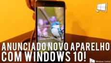 ANUNCIADO NOVO APARELHO COM WINDOWS 10! - CWNews #3