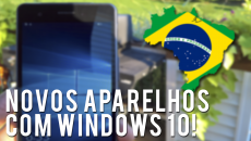Novos aparelhos com Windows 10 no Brasil? - CWNews #1