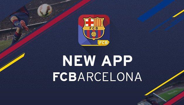 Barcelona anuncia seu App oficial para o Windows Mobile