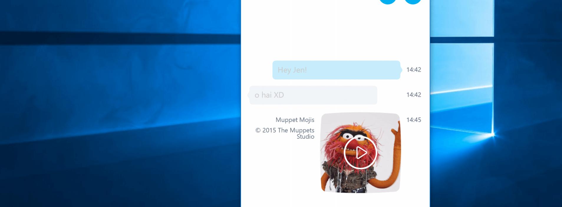 Veja o My People funcionando no Windows 10 [Vídeo]