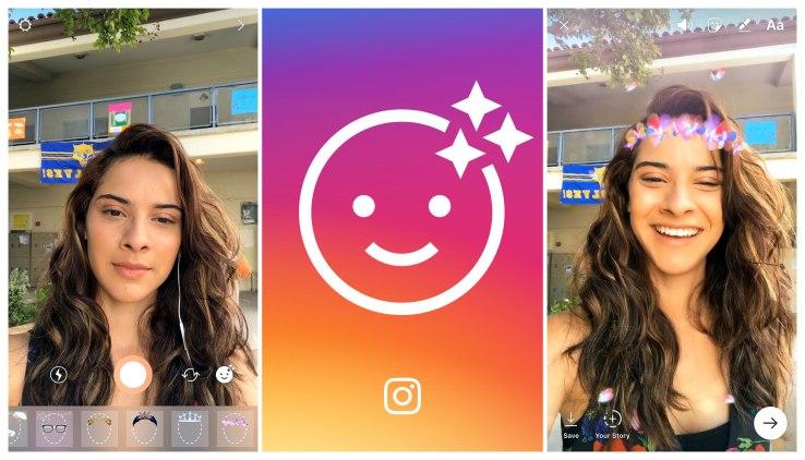 Instagram anuncia mais novidades que deixarão o Snapchat sem chão