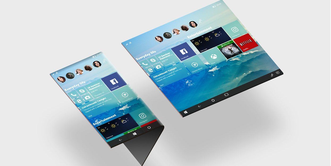 Projeto Andromeda poderia ser o codigo do Surface Phone?