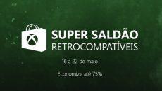 Confira as ofertas do Super Saldão de jogos retrocompatíveis com o Xbox One