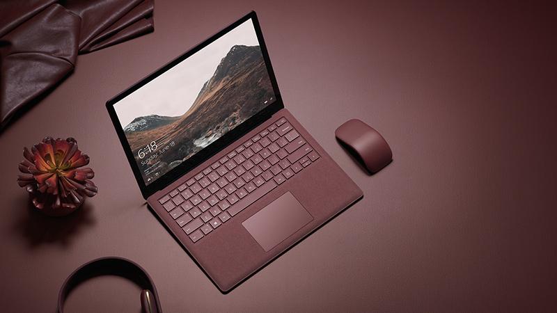 Surface Laptop com Core m3 custa U$ 200 a menos que demais versões