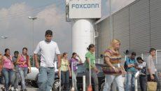 Foxconn anuncia que está deixando o Brasil