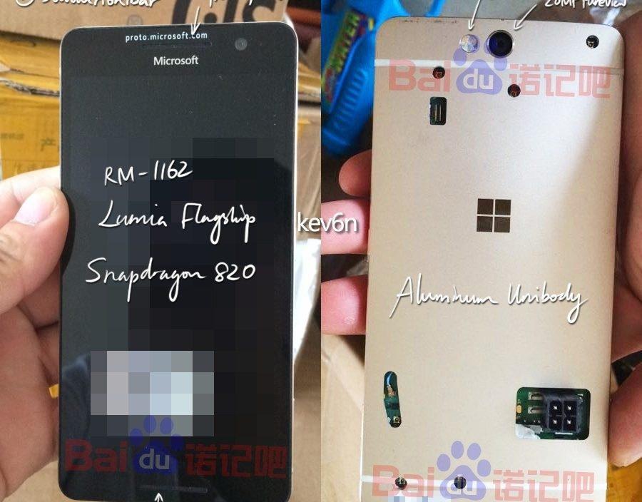 Vazam fotos de um suposto Lumia 960 que teria sido cancelado