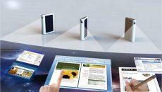 Microsoft Research criou tecnologia de projeção em 2010 que pode ressurgir no Surface Phone