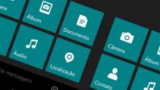 WhatsApp para o Windows Mobile ganha opção para enviar qualquer tipo de arquivo