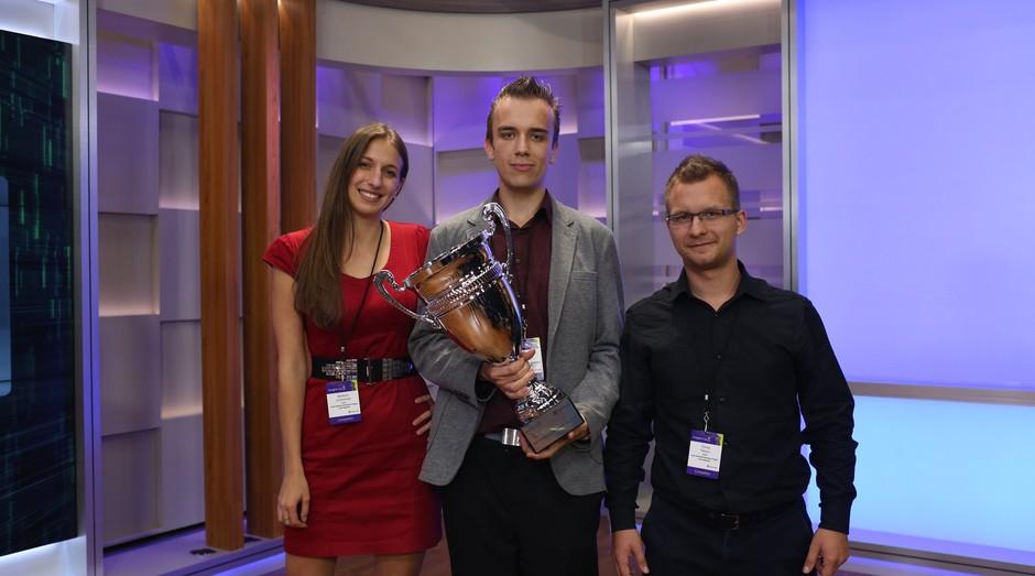 Conheça a equipe vencedora da Imagine Cup 2017