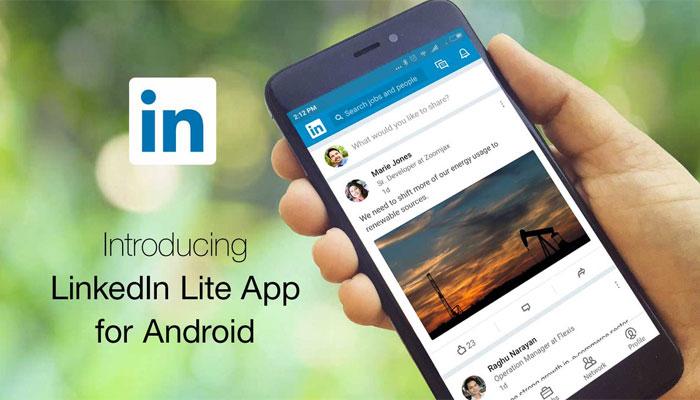 Microsoft anuncia o LinkedIn Lite para Android