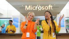Microsoft anuncia uma grande reorganização de sua equipe de vendas
