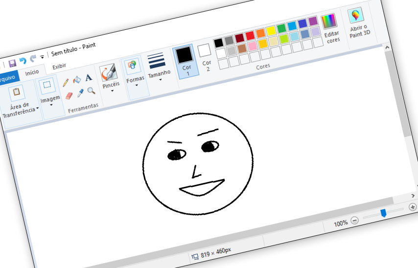 Antigo Microsoft Paint vai ficar disponível na Windows Store