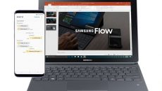 Agora você pode usar o Samsung Flow em seu PC com Windows 10