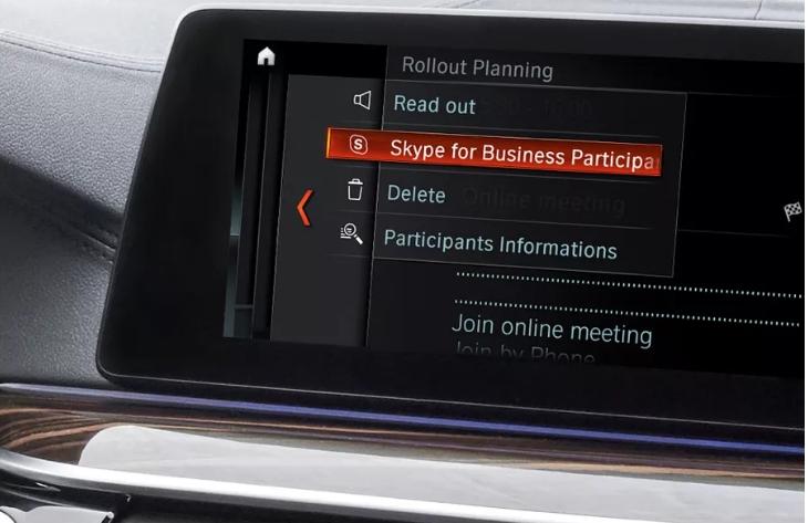 Microsoft leva Skype para os carros da BMW
