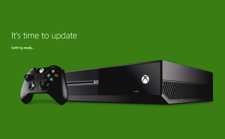 Xbox One recebe atualização com novidades