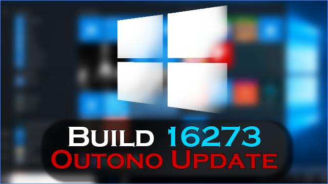[Video] Confira as novidades da build 16273