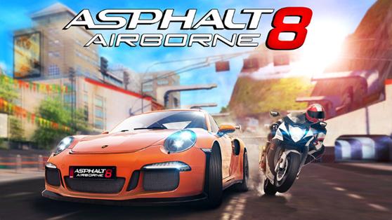 Asphalt 8: Airborne atualizado com novidades diversas