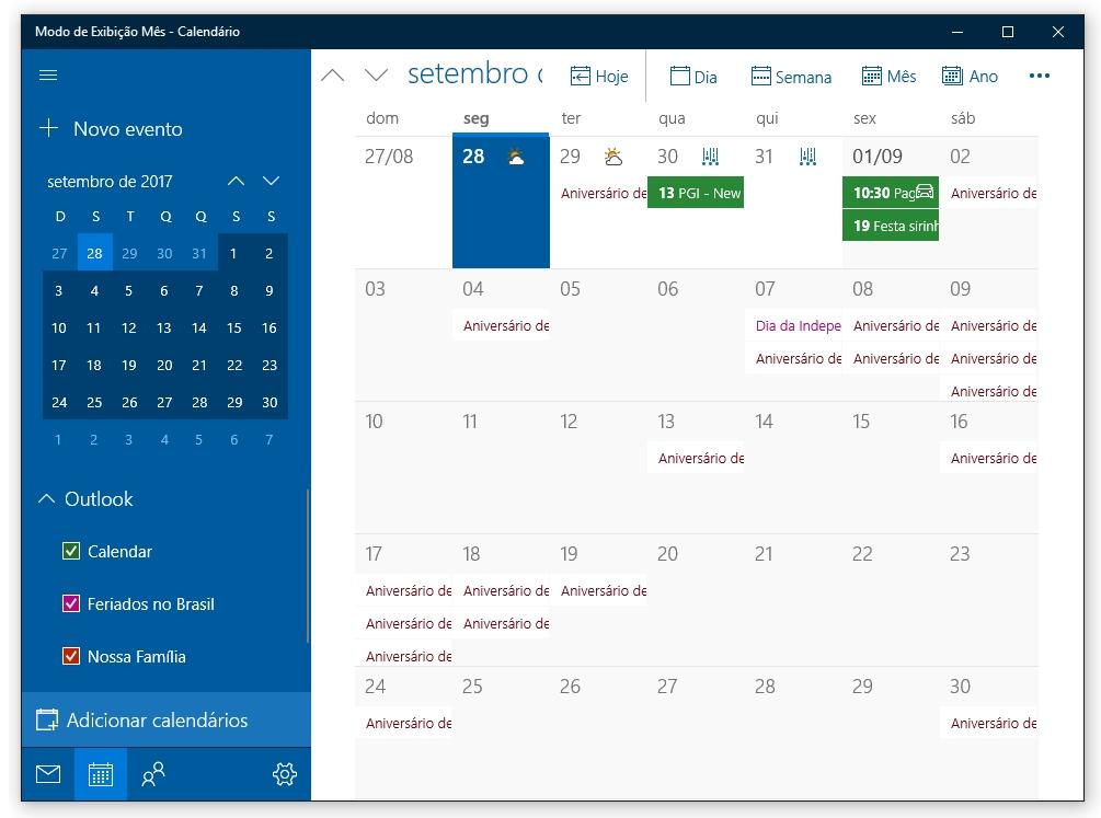 Calendario Outlook.Adicione Eventos Esportivos Ao Seu Calendario Do Outlook E