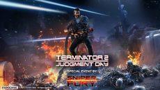 Fúria Sniper da Gameloft ganha edição especial do Exterminador 2 : O Julgamento Final