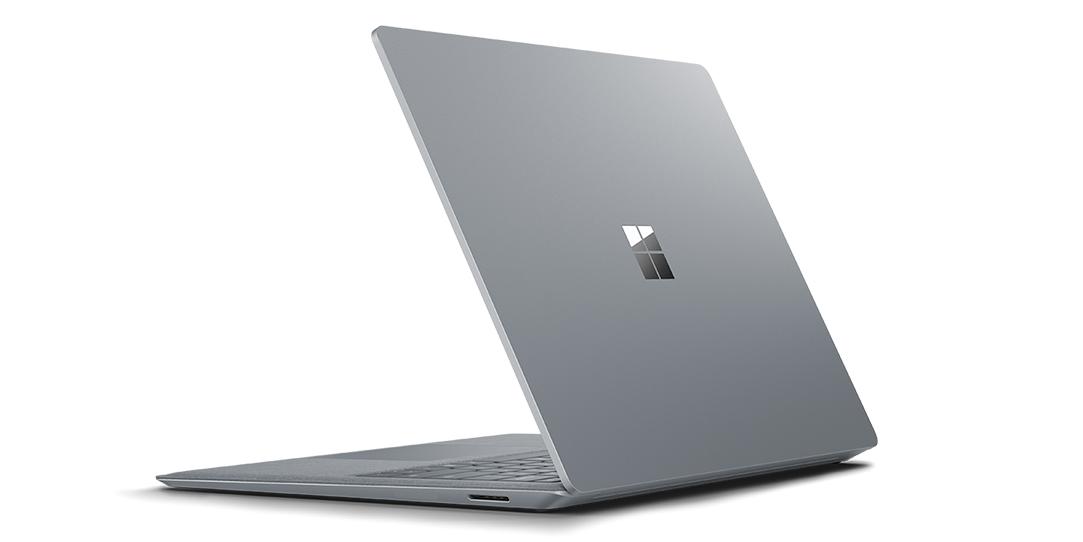 Microsoft investiu alguns milhares de dólares em marketing para o Surface Laptop