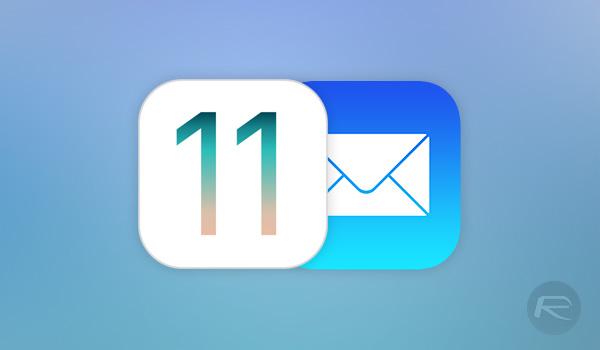 App nativo de e-mail do iOS11 está com problemas em Contas Microsoft