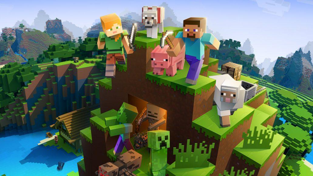 Minecraft recebe uma nova atualização no Windows 10 para PC, Mobile e Xbox One