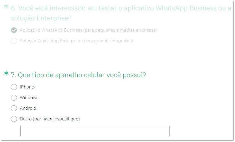 Whatsapp Business Pode Chegar Para O Windows Mobile Geek Blog