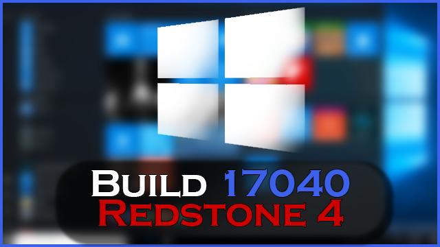 [Vídeo] Microsoft libera Build 17040! Confira as novidades!