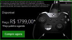 Compramos um controle Xbox Elite por R$300! Será que deu ruim?