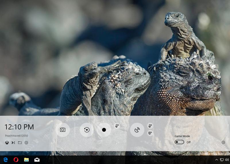 Como desativar a Barra de Jogo do Windows 10