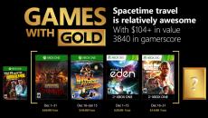 Conheça os jogos da Games With Gold de dezembro