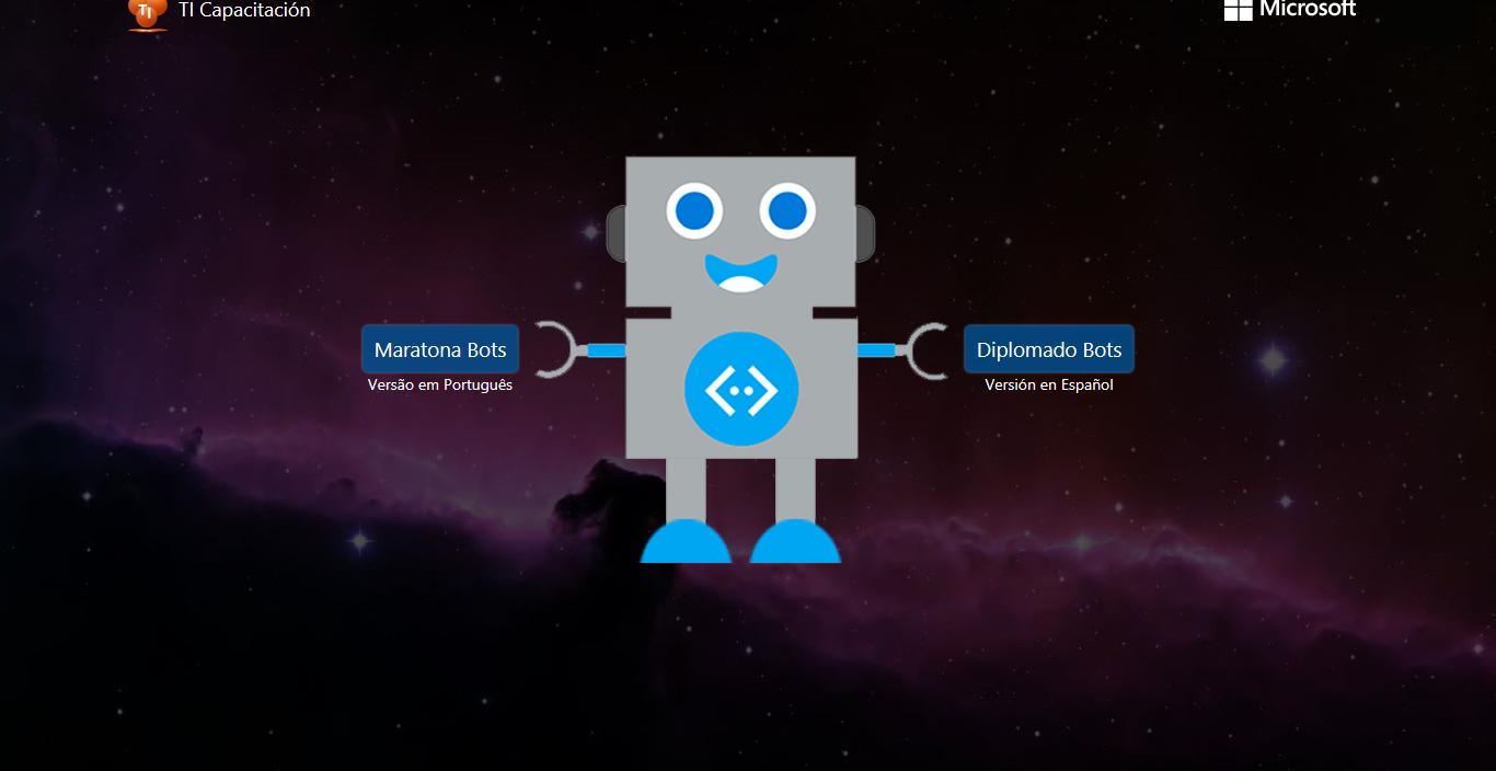 Maratona Bots: Curso gratuito com certificado utilizando Bot Framework, Microsoft Visual Studio e mais…