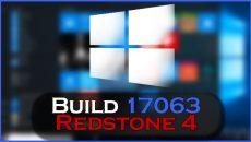 [Vídeo] Build 17063 é a maior atualização da Redstone 4 até o momento! Confira as varias novidades!