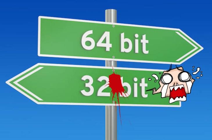Visual Studio agora suporta o desenvolvimento de Apps de 64-bits