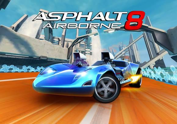 Gameloft Lança um Campeonato por Tempo Limitado de Hot Wheels® em Asphalt 8: Airborne