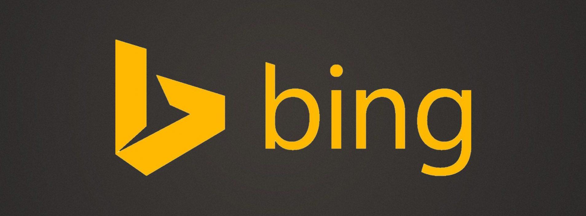 O que você gostaria de ter no Bing?