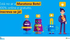 #MaratonaBots da Microsoft é a oportunidade para desenvolver conversas inteligentes por meio da computação