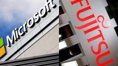 Fujitsu e a Microsoft estão criando juntas novas soluções baseadas em AI