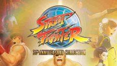 Street Fighter Edição Especial Aniversário de 30 anos disponível no Xbox One