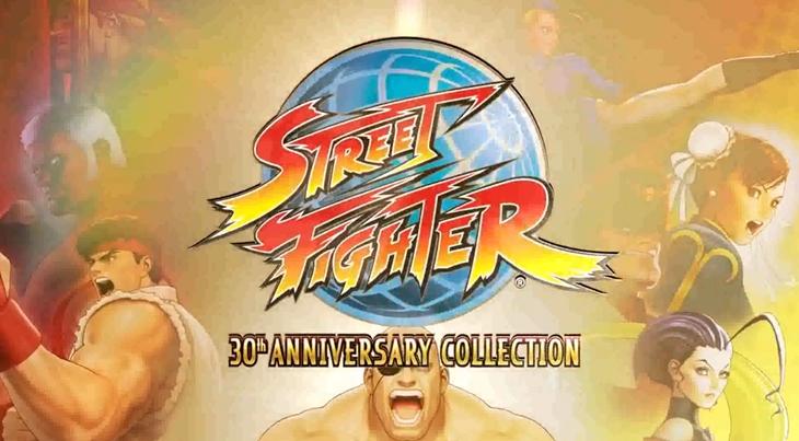 Street Fighter Edição Especial Aniversário de 30 anos em breve para Xbox One