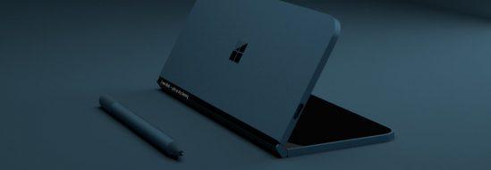 Novas patentes da Microsoft remetem a um Surface com tela dobrável