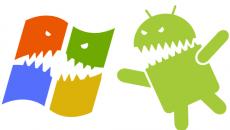 Android encosta novamente no Windows e já é quase o sistema operacional mais usado no mundo